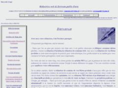Détails : Ecrivain public à Paris Marie Lemoine