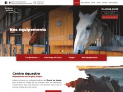Les Chevaux du Rocher : Centre équestre à Roquebrune-sur-Argens, Fréjus