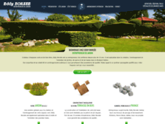 Détails : Faites confiance à Eddy Borzee pour vos jardin