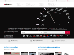 Détails : dacia occasion : les annonces d'Eden Auto spéciales dacia occasion