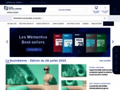 Détails :  EFL – information juridique pertinente et de qualité