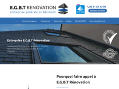 SASU E.G.B.T RENOVATION: Couvreur charpentier à AUMATRE