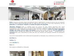 Création du site Internet de ELECTCI (Entreprise de Electricien à ERAGNY / OISE )