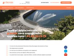 Détails : Electricien Choisy Le Roi Service
