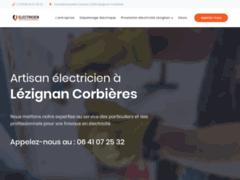 Détails : Électricien Lézignan Corbières