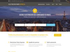 Détails : Electricien Paris Express