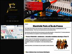 Détails : electricien 20 ans d'expérience à ozoir la feriiere