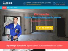 Electricien pas cher à Paris