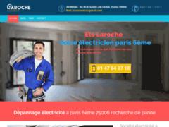 Electricien 75006 moins cher