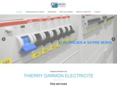 Détails : Thierry Darmon Electricité