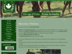 Elevage d'Hulm - Ecurie Boisselier