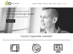 Rédactrice - Publicité, web & multimédia - Élisabeth Chevillet