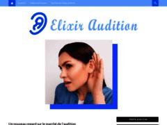 Détails : La plateforme d'information et d'actualité sur le marché de l'audition