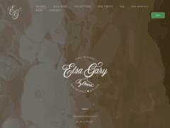 Détails : Boutique de mariage Elsa Gary à Bruxelles