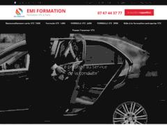 Détails : Emi Formation, Centre de formation VTC à Paris 15
