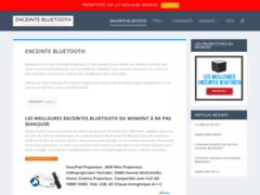 Détails : Comparateur pour enceinte Bluetooth