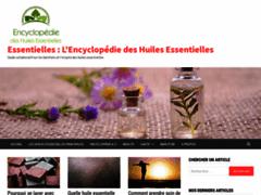 Détails : Essentielles : l'encyclopédie des huiles essentielles