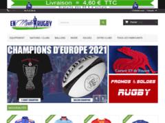 EnModeRugby, votre expert rugby en ligne vous conseille