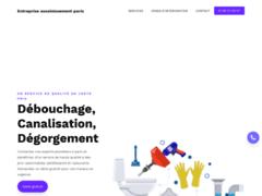 Détails : Entreprise assainissement paris | Débouchage canalisations à 01 88 33 56 57