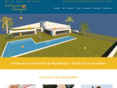 Détails : Votre entreprise de maçonnerie, construction au Pays Basque