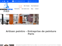 Détails : Rénovation de peinture paris 75