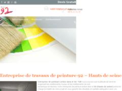 Détails : TVB: Entreprise de peinture 92