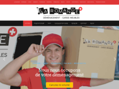 Détails : Société de garde meubles et déménagements