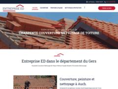 COUVREUR 32: Couvreur charpentier à AUCH