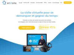 Logiciel de visite virtuelle 360° pour l'immobilier