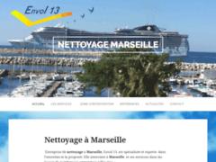 Envol 13 - Nettoyage responsable à Marseille et ses environs