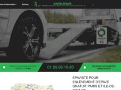 Détails : Enlèvement épave paris