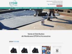 Détails : Vente et Distribution de Membranes EPDM et Accessoires