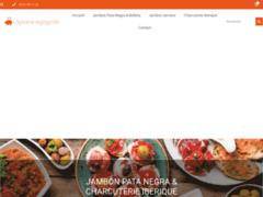 Détails : Épicerie espagnole