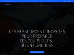 Détails : Des ressources utiles aux enseignants d'EPS sur EPS Régal