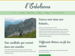 L'Erbolanna, récolte et découverte de fleurs sauvages