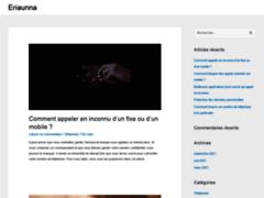 Détails : L'Eriaunna - Un des partenaires d'excellence