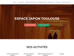 Espace Japon Toulouse : cours de japonais, initiations aux arts japonais et aide à la préparation de voyage.
