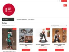 Détails : Boutique en ligne de figurines mangas