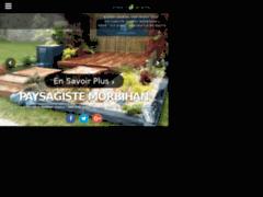 Site Détails : Paysagiste Vannes Morbihan - Esprit Végétal