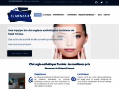 Clinique El Menzah à Tunis pour chirurgie esthétique