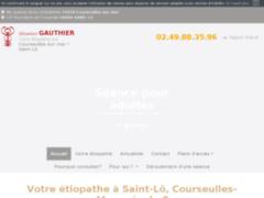 Détails : Sébastien Gauthier, étiopathe proche de Caen