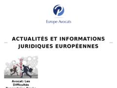 Détails : Actualités et informations juridiques