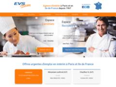 Détails : EVS :le pro du travail temporaire