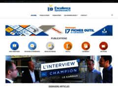 Excellence opérationnelle via le Lean Manufacturing