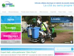 Détails : Matériel de propreté urbaine