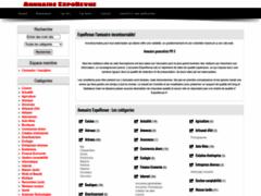 Détails : Annuaire généraliste a validation automatique