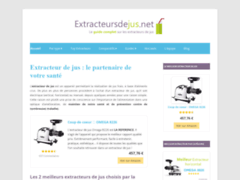 Détails : Extracteursdejus.net