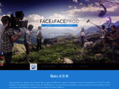 Site Détails : Face à Face Prod - Réalisation de films publicitaires