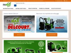 Détails : Faimax : matériels de nettoyage professionnels et produits d'entretien
