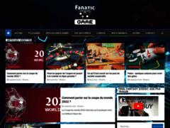 Fanaticgame.com, le réseau social des amateurs de jeux video